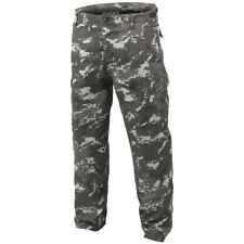 Mil-Tec BDU Ranger Combat Mens Trousers US Military Airsoft Pants Digital Black
