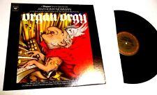 Wagner : A Sound Spectacular Organ orgy LP Anthony Newman Aeolian Skinner Organ