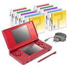 Nintendo DS Lite Handheld Konsole + 10 Spiele