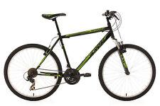 "Mountainbike Hardtail Herren MTB 26"" ICROS Schwarz-Grün RH 51 CM KS Cycling 313M"