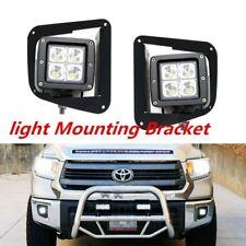 Fog light Mounting Bracket For 2014-up Toyota Tundra