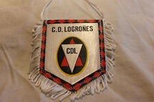 FANION FOOTBALL C.D.LOGRONES