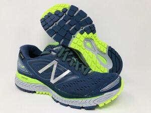 New Balance Women's 880 v7 GTX Running Shoe, Navy, 10.5 D(W) US