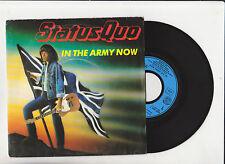 Status Quo ♫  in the army now ♫ 1986 .vertigo phonogram. 80567