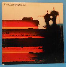 STEELY DAN GREATEST HITS SX LP 1978 ORIGINAL PRESS GREAT CONDITION! VG+/VG!!B