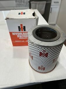 NOS International Harvester IH 528493R2 Hydraulic Filter Case 100 100C OEM