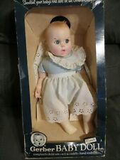"Vintage 17"" Gerber Baby Doll 1979 In Original Box"
