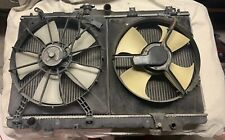 1999 - 2002 Acura TL, Honda, Radiator With Cooling Fans And Cap, Used As Is✅
