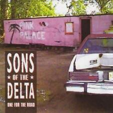 SONS OF THE DELTA - ONE FOR THE ROAD (NEW & SEALED) CD Blues Inc BonusTracks