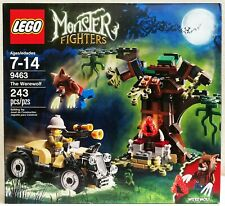NEW LEGO Monster Fighters - The Werewolf (9463) - In Factory Sealed Box