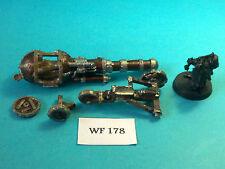 Warhammer Fantasy - Skavens - Warp Lightning Cannon Incomplete - Metal WF178