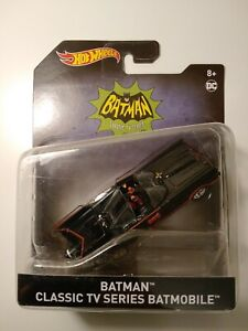 HotWheels  batman- Classic TV Series Batmobile NEW