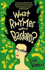 Very Good, What Rhymes with Bastard?, Robertson, Linda, Book