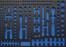 Bgs Vacías 3/3 inserto taller Mecánico juego de llaves Zócalo Pro torque 4036-1