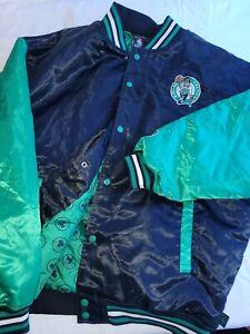 Vintage Boston Celtics UNK Bomber Jacket, XXL, Patch