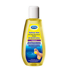 (46,60 €/ L) 150ml Scholl Oil Care Bath M. Anti Callus Effect For Smoother