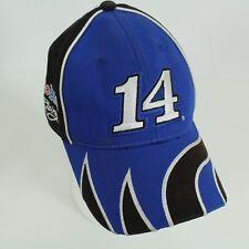 46f618d1f Tony Stewart Blue NASCAR Fan Cap, Hats for sale | eBay