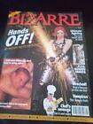 BIZARRE Magazine 2 June/July 1997 Hands Off Ultimate Fighting RARE UK music