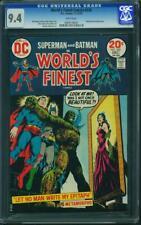 World's Finest Comics 220 CGC 9.4 -- 1973 -- Batman Metamorpho #0969158003