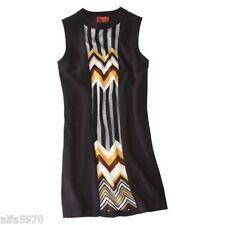 Missoni Target Womens Sleeveless Fron Panel Sweater Dress -NWT Size M