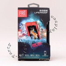 LifeProof FRE Waterproof Dust Proof iPhone 7 iPhone 8 Case - Ember Red/Teal