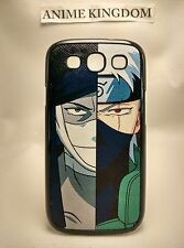 USA Seller Samsung Galaxy S3 III  Anime Phone case Naruto Zabuza & Kakashi