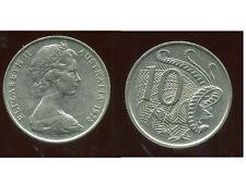 AUSTRALIE 10 cents 1978  ( bis )