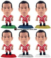 2010 MICRO WORLD SOCCER STARS FIGURINE DANIEL AGGER COLLECTION(6)-LIVERPOOL