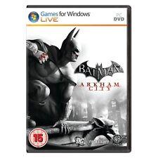 Batman: Arkham City PC 100% Brand New
