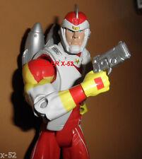 DC UNIVERSE classics ADAM STRANGE toy FIGURE DCU jla dcuc RARE matty