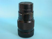 Bronica ETR ERTS ETRSi Zenzanon MC 200mm f4,5 Tele Lens (HD)