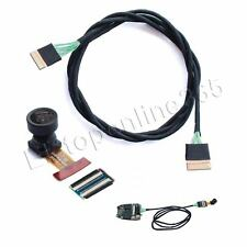 """25"""" (63.5cm) Lens Extension Cable and Lens D Module for 808 #16HD Car Key Camera"""