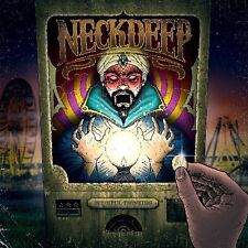Neck Deep - Wishful Thinking [New CD] Digipack Packaging