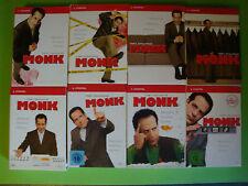 Monk Staffeln 1-8