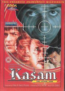 KASAM - NEW EROS BOLLYWOOD DVD ~ Sunny Deol, Naseeruddin Shah, Chunkey Pandey