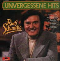 Rudi Schuricke Unvergessene Hits LP Comp Club Vinyl Schallplatte 168752