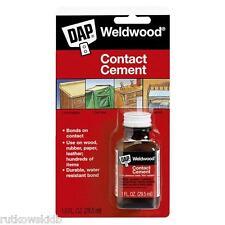 1-OZ DAP Weldwood Liquid Contact Cement