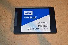 Western Digital WD Blue WDS250G1B0A 250GB Internal SSD Solid State SATA Drive