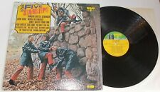 LP - THE FIVE STAIRSTEPS - SELF TITLED - WINDY C  WC 6000