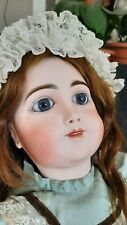 Very Rare and Unusual Antique French Delcroix doll