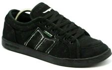 Macbeth Mens Shoes Size 9 Emerson Hemp Collection Skate Sneaker Black