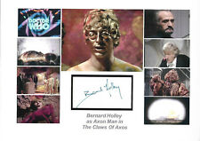 Dr Doctor Who - 3rd Third Doctor Era (Pertwee) - Autograph & Display Selection