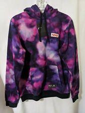 NWT Nike NASA Stargazer Club Fleece Hoodie Galaxy Mens Tie Dye Sweatshirt Sz S
