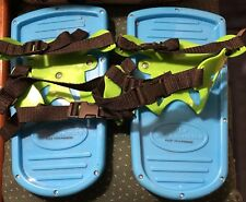 IDEAL Sno-Stompers by Alex Brands -Fits Shoe To Size 7 Same Day Shipping!!