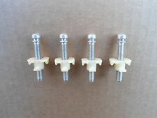 4 NOS HEADLAMP ADJUSTER SCREWS AND NUTS! - FOR '75 & UP MOPAR CHRYSLER 371-11R