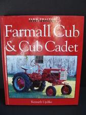 Farmall Cub & Cub Cadet Hard Cover Book Tractors Ken Updike Motorbooks History