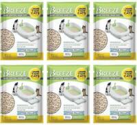 BULK 21 lbs Purina TIDY CATS Breeze Cat Litter Pellets Refills (3.5 x 6 bags)