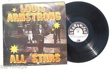 Louis Armstrong: All Stars LP STORYVILLE RECORDS SLP-236 Denmark 1980 NM