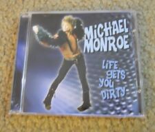 MICHAEL MONROE ~ LIFE GETS YOU DIRTY ~ CD/1999 ~ EX/NM- ~ HANOI ROCKS