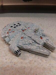 Star Wars Hot Wheels Millennium Falcon Near Mint Vehicle
